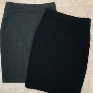 Dresses & Skirts - Pair of Fitted Skirts